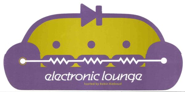 The Electronic Lounge - hosted by Robin Rimbaud